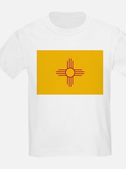 newmexicoflagplainbanner42x28.png T-Shirt