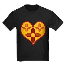 nmziaheart Kids Dark T-Shirt