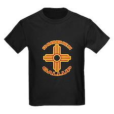 idratherbein-gallup Kids Dark T-Shirt