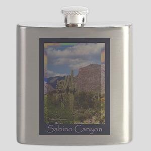 Sabino Canyon Flask