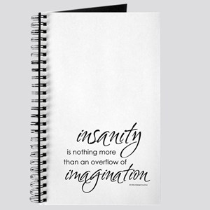 insanity is nothing more... Journal