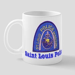 St. Louis Police Mug
