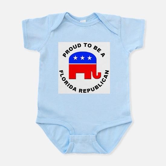Florida Republican Pride Infant Bodysuit