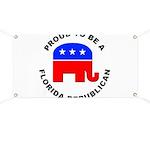 Florida Republican Pride Banner