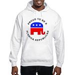 Florida Republican Pride Hooded Sweatshirt