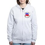Florida Republican Pride Women's Zip Hoodie