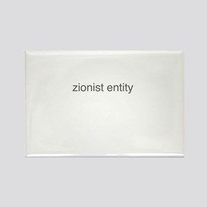 "Rectangle ""Zionist Entity"" Magnet"