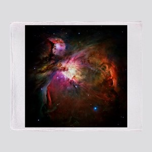 Orion Nebula (High Res) Throw Blanket
