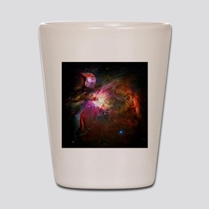 Orion Nebula (High Res) Shot Glass