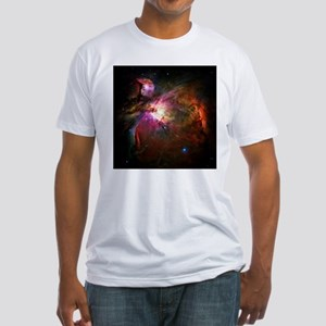 Orion Nebula (High Res) Fitted T-Shirt