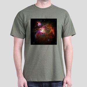 Orion Nebula (High Res) Dark T-Shirt