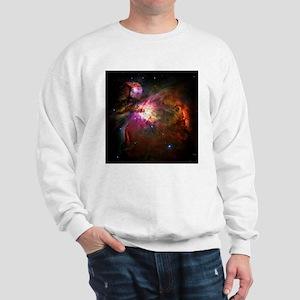 Orion Nebula (High Res) Sweatshirt