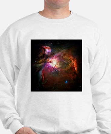Orion Nebula (High Res) Sweatshirt