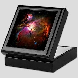 Orion Nebula (High Res) Keepsake Box
