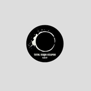 Solar Eclipse Mini Button