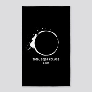 Solar Eclipse Area Rug