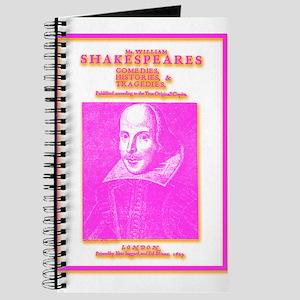 Folio Pink Journal