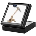 World War Catapult Keepsake Box