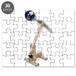 World War Catapult Puzzle