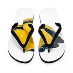 Rubber Boots Flip Flops