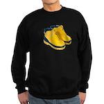 Rubber Boots Sweatshirt (dark)
