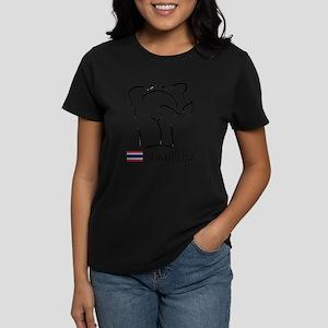 Cute Thai Elephant Thailand T-Shirt