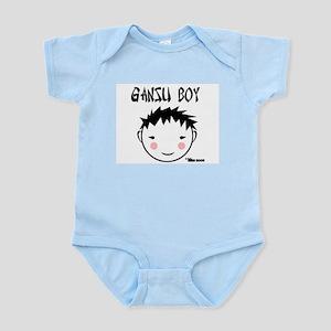 China Boy Infant Creeper