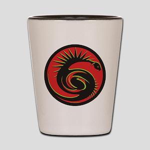 Mystic Viper Shot Glass