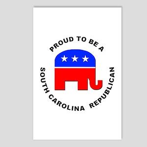 South Carolina Republican Pride Postcards (Package