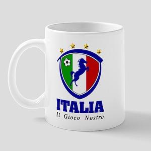 Italia-IlGiocoNostro Mugs