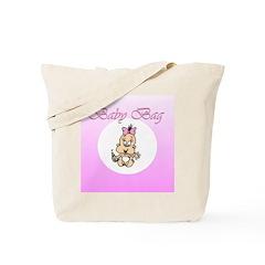 Diaper Bag Tote Bag