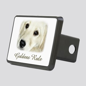 Goldens Rule Rectangular Hitch Cover