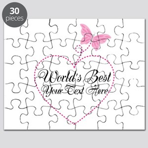 Personalized Worlds Best Puzzle