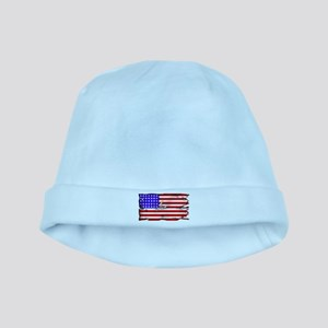 1864 US Flag baby hat