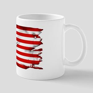 1864 US Flag Mug