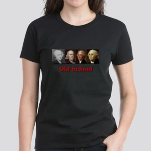 Old School Women's Dark T-Shirt
