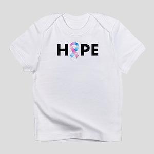 Pink & Blue Ribbon Hope Infant T-Shirt