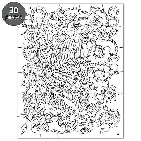 Doodle #16 Puzzle