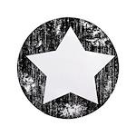Distressed Vintage Star 1 3.5