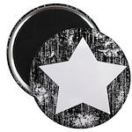 Distressed Vintage Star 1 Magnet