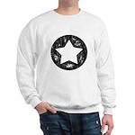 Distressed Vintage Star 1 Sweatshirt