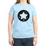 Distressed Vintage Star 1 Women's Light T-Shirt