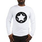Distressed Vintage Star 1 Long Sleeve T-Shirt