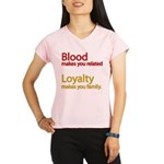 Blood-Loyalty Performance Dry T-Shirt