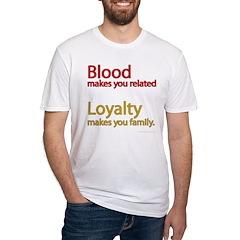 Blood-Loyalty Shirt