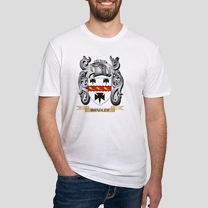 Bradley Family Crest - Bradley Coat of Arm T-Shirt