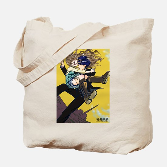 Android Angels - GEN Manga: Tote Bag
