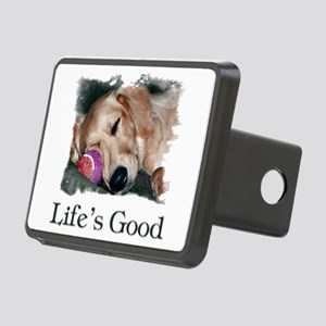 Lifes Good Rectangular Hitch Cover