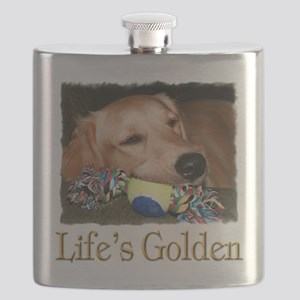 Lifes Golden Flask