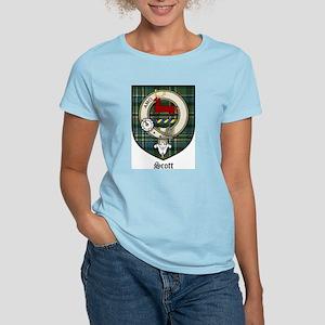 Scott Clan Crest Tartan T-Shirt